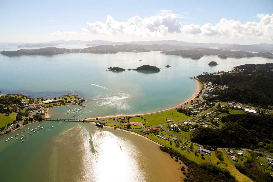 Waitangi, Bay of Islands