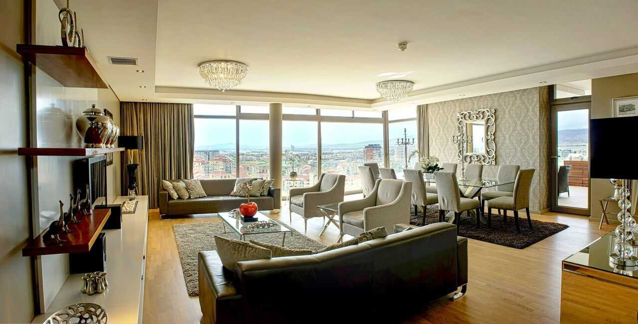 3Bedroom Penthouse with Jacuzzi