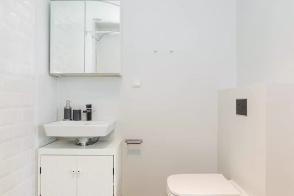 Unique apartment next to the Old town - Bathroom