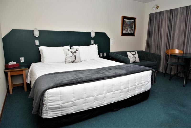 Very comfy superking beds