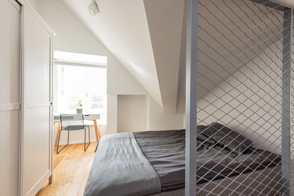 Amazing view in the heart of Tallinn - Bed