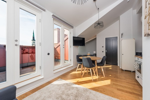 Stylish and cozy apartment in the heart of Tallinn - Room View